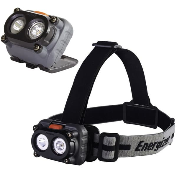 Energizer LED Headlamp – 200 Lumens, Detachable & Magnetic $12 FS at Deal Genius - Less than previous FP