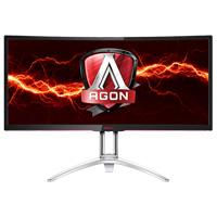 "AOC AG352UCG 35"" Agon LED Gaming Monitor w/ NVIDIA G-Sync $849.99 @MicroCenter"
