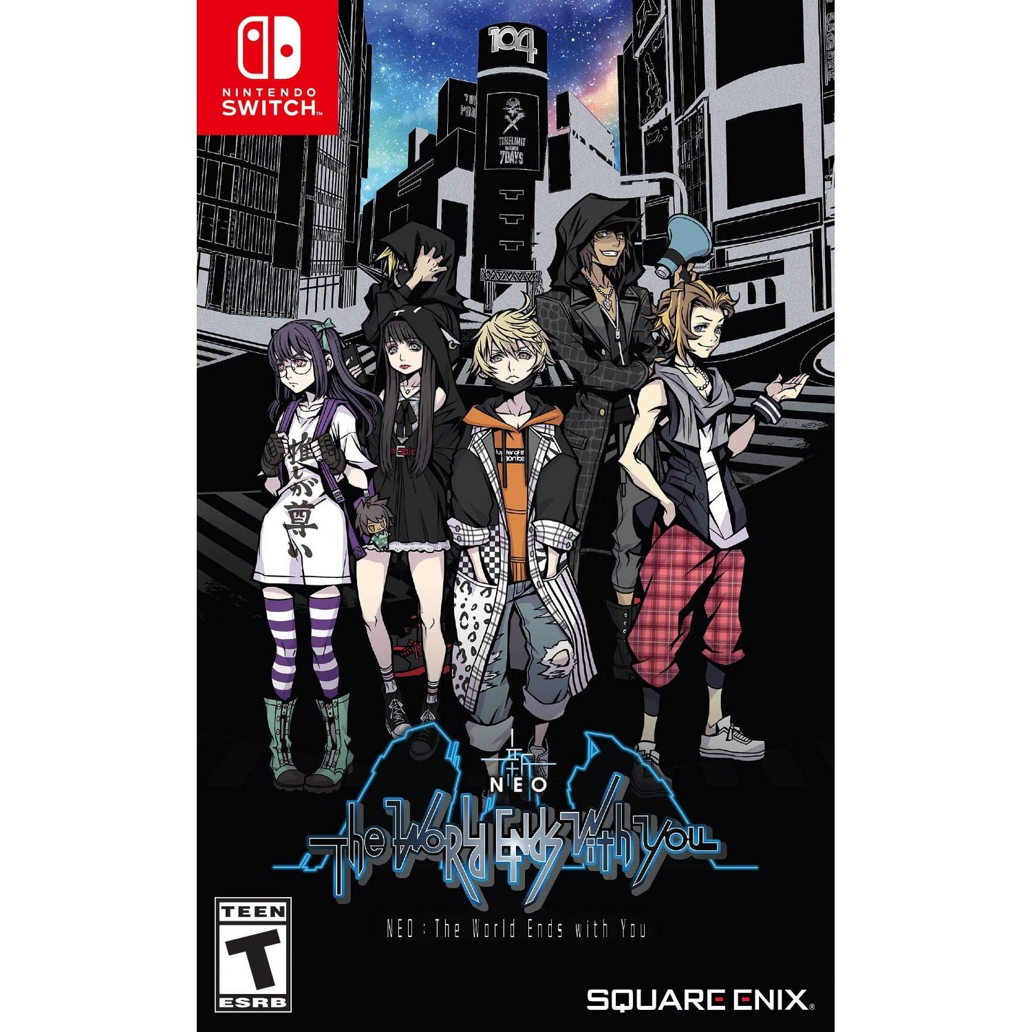Neo: The World Ends with You Switch & PS4 - $50