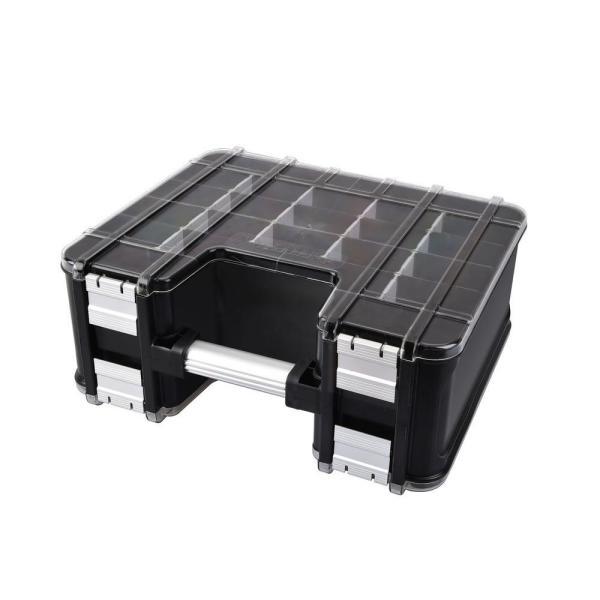 (YMMV) Husky Double Sided Small Parts Organizer with Bins (8-Piece) 15x13 $9.88
