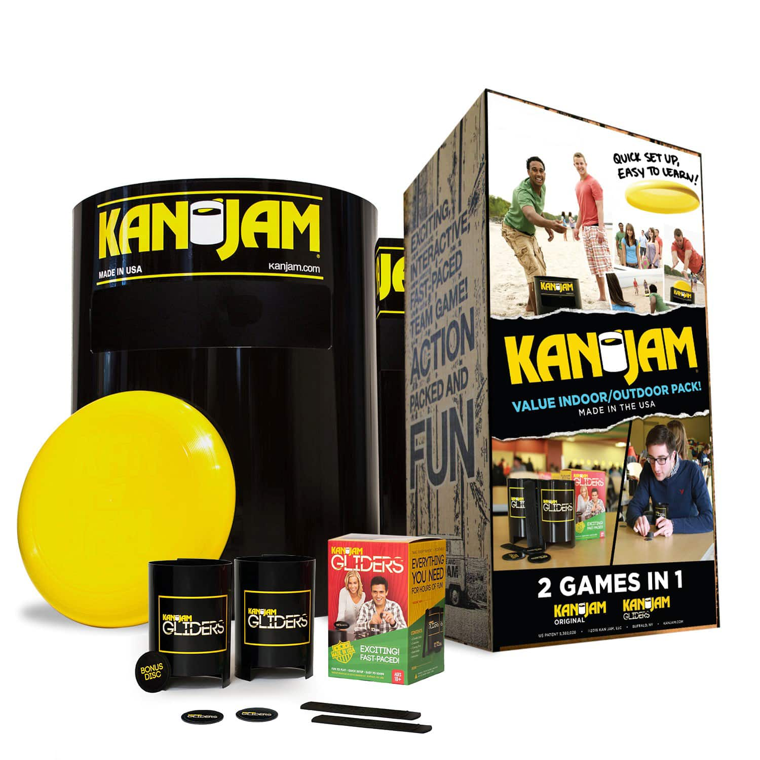 Kan Jam Value Indoor / Outdoor Pack $20 Clearance @ Walmart B&M (YMMV?)