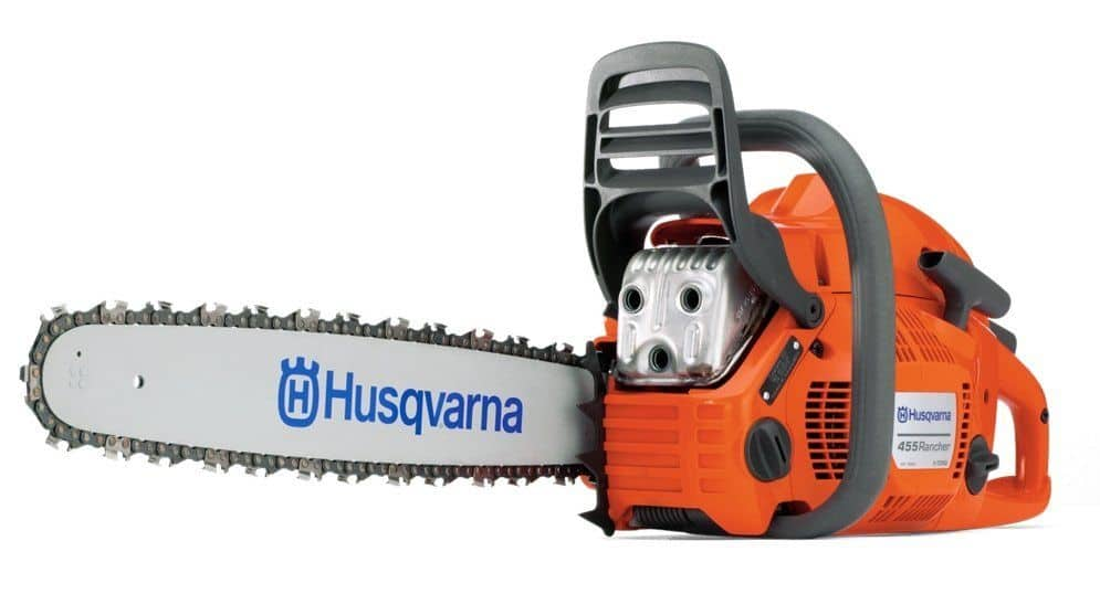 "20"" Husqvarna 455 rancher chainsaw new $300.99 a/c ebay"