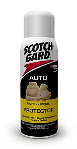 Scotchgard Auto Fabric and Carpet Protector - Amazon $5.88 Prime Members Only