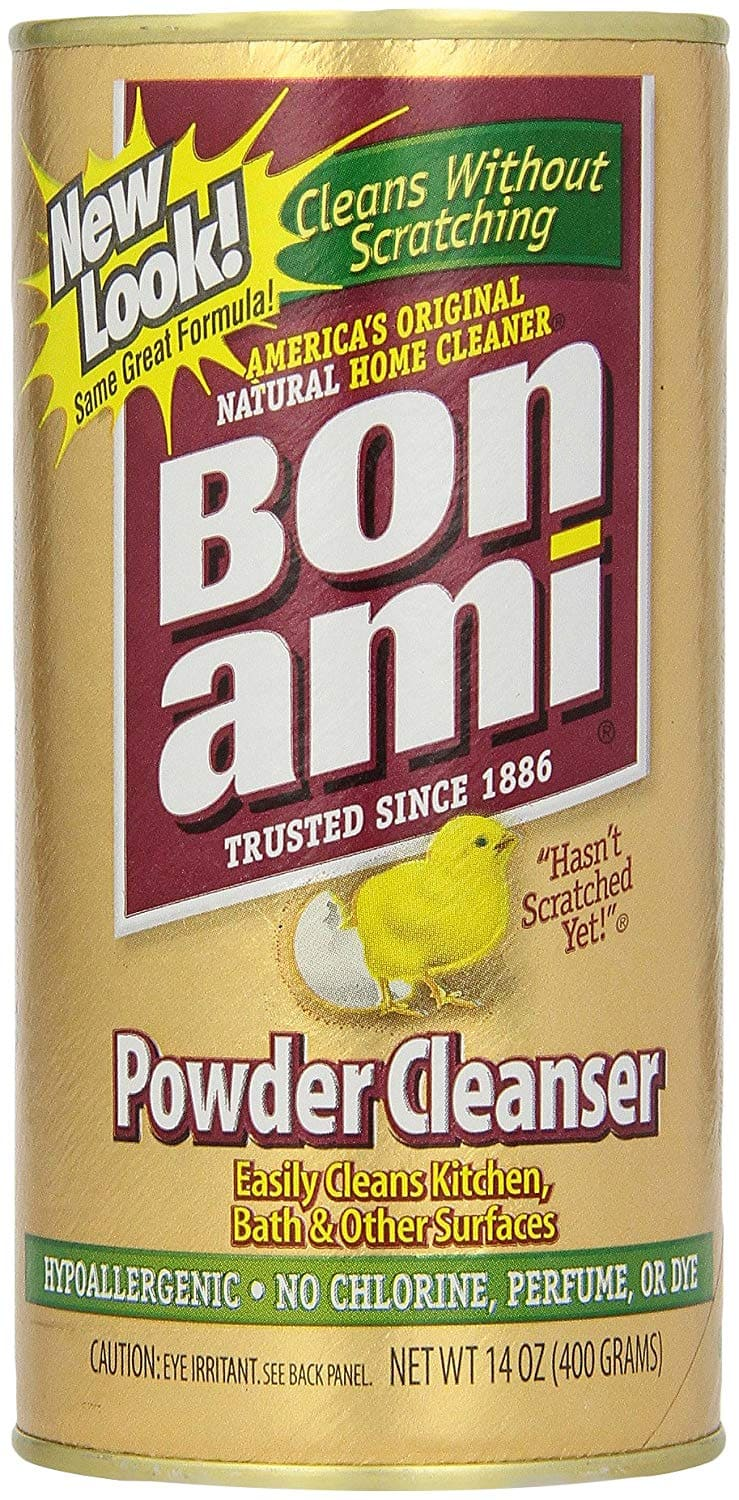 6 Pack of Bon Ami Powder Cleanser for $6.12 + Free Prime shipping