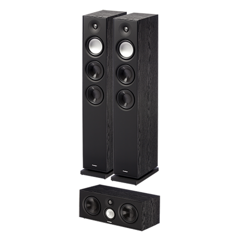 Paradigm - FREE CENTER CHANNEL with purchase of Monitor Series 7 floor standing speakers