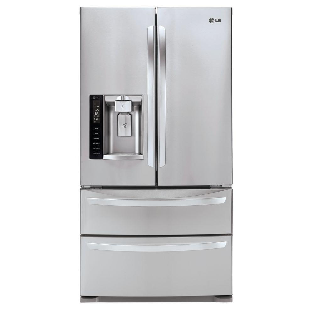 LG 26.7 cu. ft. French Door Refrigerator $1538