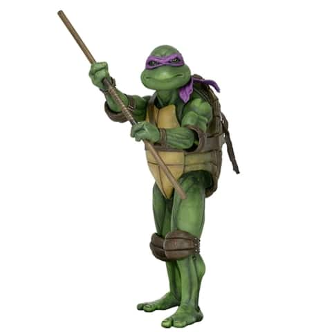 NECA TMNT Ninja Turtles 1/4 Scale Donatello Figure 79.99 + tax, free shipping
