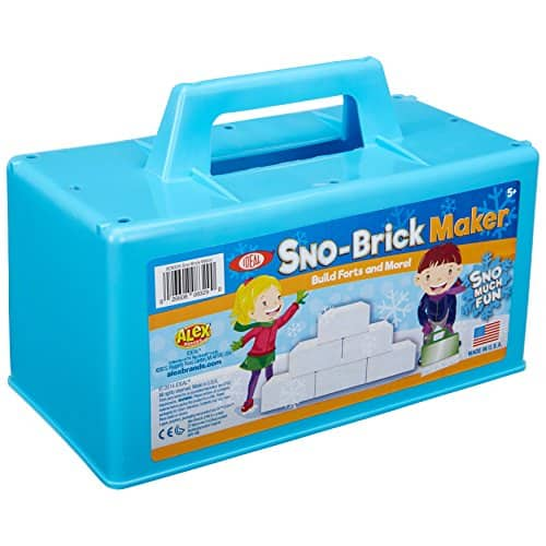 Ideal Sno-Brick Maker $1.35 + Free Store Pickup