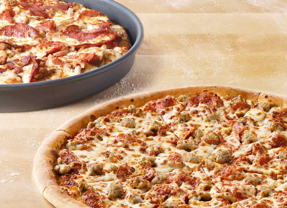 Papa John's Get a 1-Topping Large or Pan Pizza for $7, using the promo code: SURPRISE7  - Online orders Only Thru 5/13/18