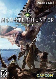 Monster Hunter World (Steam, Worldwide) $20.89