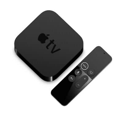 Apple TV 4K 64GB Black MP7P2LL/A (Refurbished) - $81.30 after tax; $74.12 AC & Discount at Vipoutlet via eBay