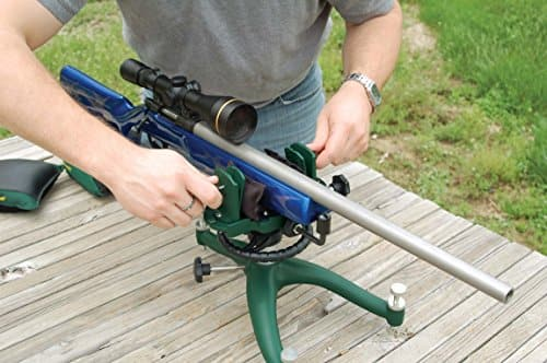 Caldwell The Rock BR Adjustable Ambidextrous Rifle Shooting Rest for Outdoor Range $84.99