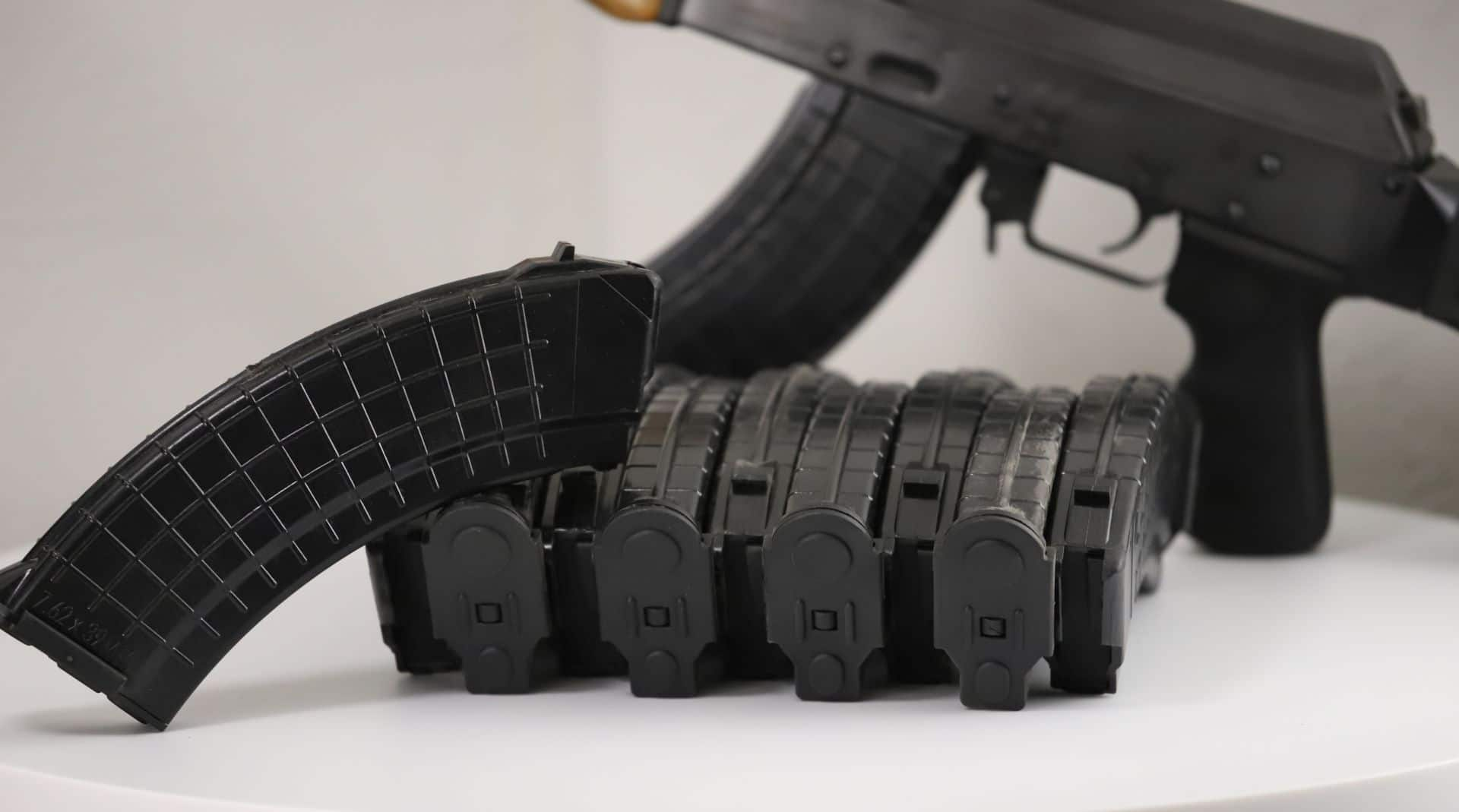 AK 47 Magazines 10 for $60