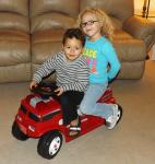 Radio Flyer Fire Truck with Lights and Sounds $63 @ Walmart