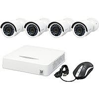 Newegg Deal: LaView 8 Channel H.264 Level 960H 8CH HD Security DVR System w/ 4 x 1000TVL Infrared Cameras $170 @ Newegg
