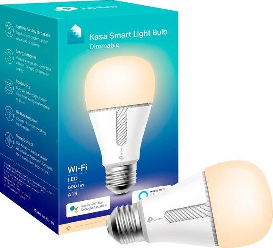 KASA TPLINK smart dimmable light at best buy $5