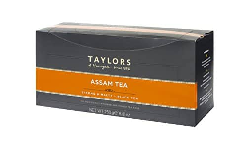 Taylors of Harrogate Assam, 100 Count (Pack of 1) $17.99