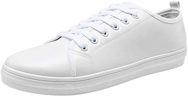 JOUSEN Men's Casual Shoes Memory Foam Fashion Sneakers (Various Colors) $14.49 @Amazon