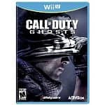 Call of Duty: Ghosts - Nintendo Wii U $29.99
