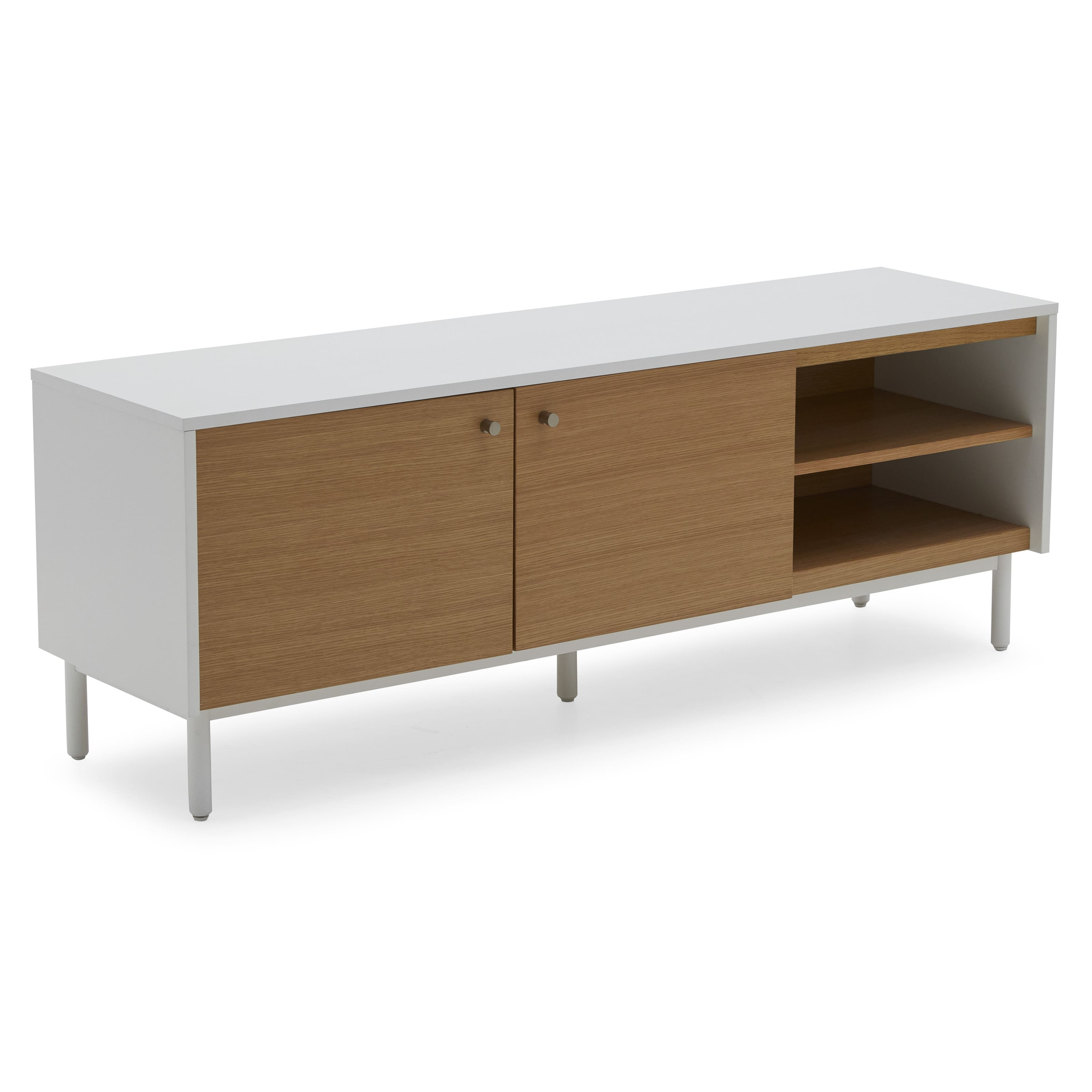 "Scandinavian Finna Low Profile TV Stand for TVs Up to 60"" $63.61"