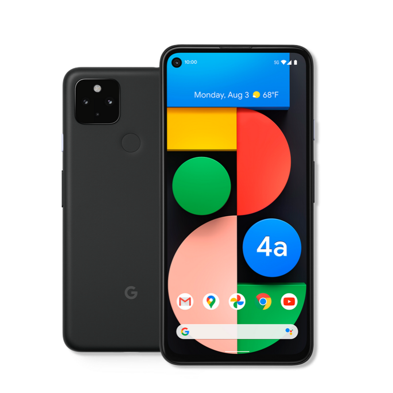 Pixel 4a (5G) with Fi $299 (New Customers) $299
