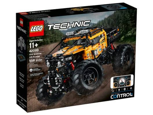 iwoot: LEGO Technic: Control+ 4x4 X-treme Off-Roader Truck Set (42099) $179.99 + Free Shipping