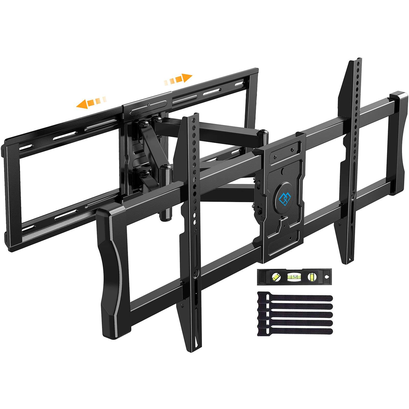 PERLESMITH Full Motion TV Wall Mount for 37-95 Inch only $69.99 + FS with PRIME