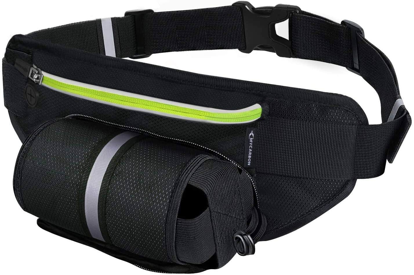 MYCARBON Waist Pack with Water Bottle Holder for Men and Women only $7.99  + FS with PRIME