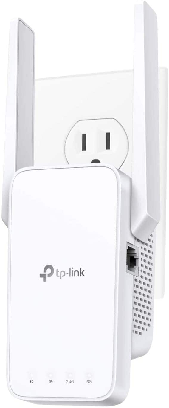 TP-Link AC1200 Dual-Band Wireless Mesh Wi-Fi Range Extender RE315 $35.14 on Amazon + FS with PRIME