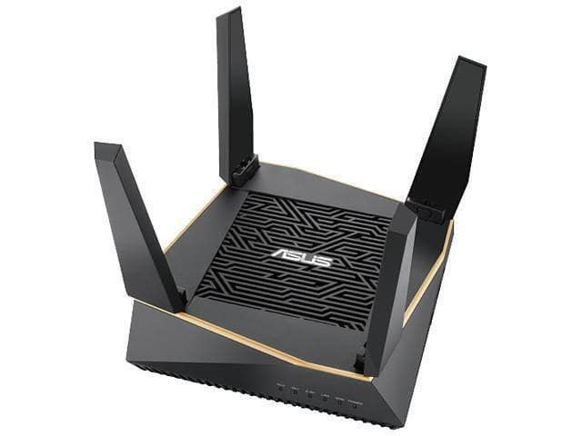 Asus RT-AX92U AX6100 Tri-Band Wi-Fi 6 Mesh Router with 802.11Ax for $189.99 w/ FS after PC