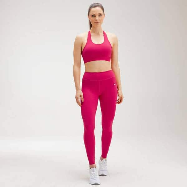 MyProtein: Women's Power Leggings (Virtual Pink only) - $11.99 with Free Shipping