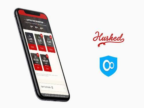 KeepSolid VPN Unlimited Lifetime Subscription (5 Devices) + Hushed Private Phone Line: 1 Line (1000 Mins or 6000 SMS) $22.50