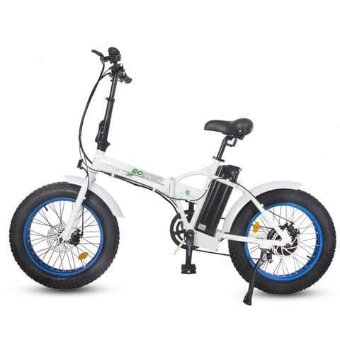 Ecotric 36V Fat Tire Portable and Folding Electric Bike $739 + Free Shipping