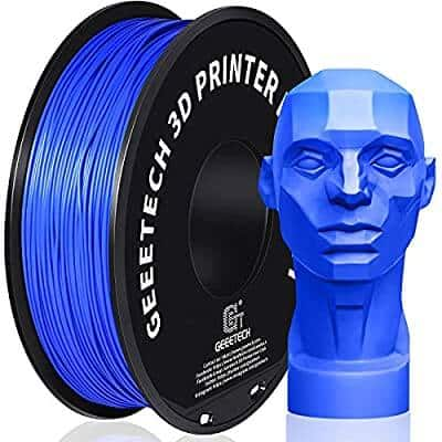 2.2lbs Geeetech 3D Printer PLA Filament 1.75mm (various colors) from $15.74 + FS with PRIME