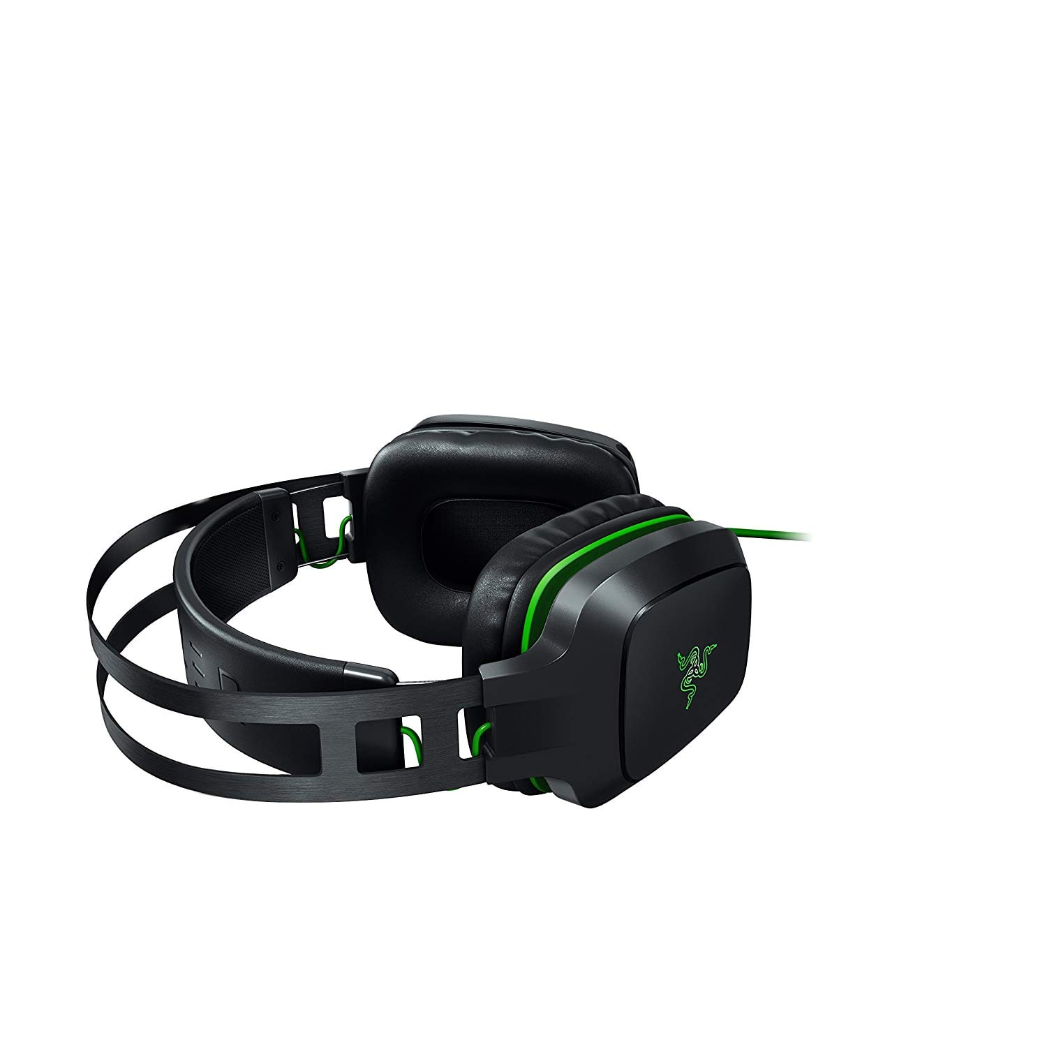 61c8a8fe020 Razer Electra V2 USB: 7.1 Surround Sound - Gaming Headset Works with PC &  PS4