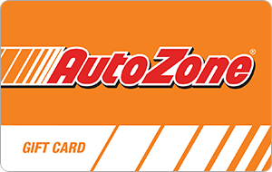 Buy a $50 AutoZone Gift Card for just $40. Promo Code AUTO8