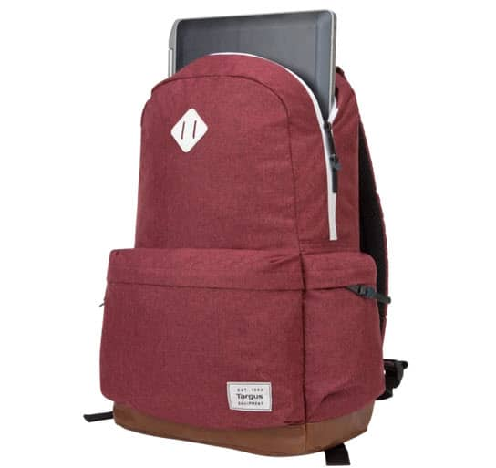 "68% OFF 15.6"" Strata II™ Backpack (Burgundy) for $14.07 + FS"