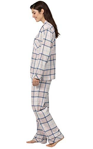 Flannel Pajamas for Women for $11.39 to $14.39 with 70% off Coupon + Free Prime Shipping