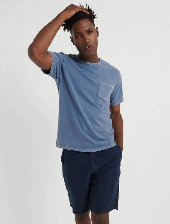 Lucky Brand: Up to 60% off Markdowns + Additional 20% Off with Code SLICKEX20! $6.39 for Men's Tee