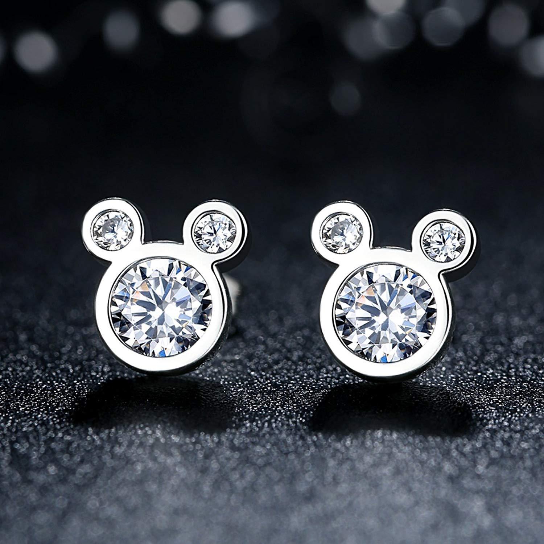 Bamoer 45%-off Mouse Earrings for $8.47+ Free Shipping
