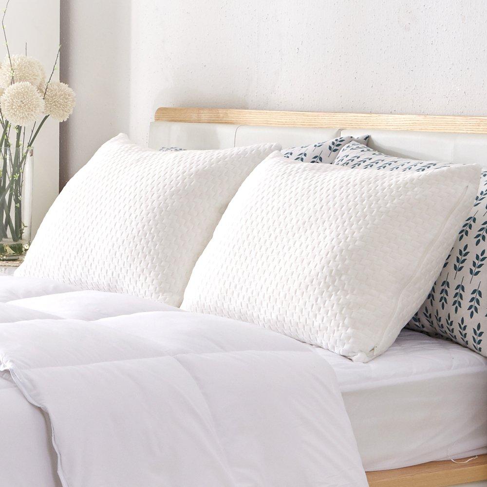 Sable Adjustable Shredded Memory Foam Pillows - 2 Pack - Queen for $35 + FS