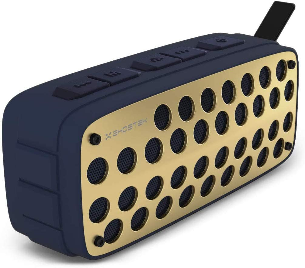 Ghostek Forge Portable Wireless Bluetooth Speaker with Dual Pairing for $24.98 + Free Shipping