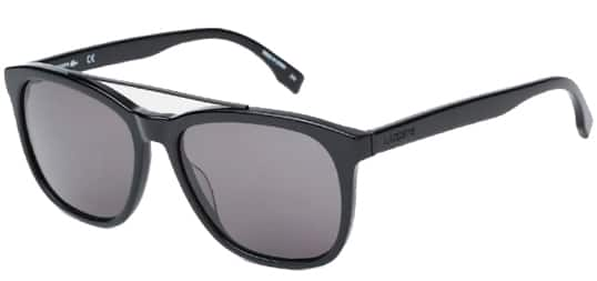 Lacoste Sunglasses (Black Square $29, Blue Matte Square $34) and more + Free Shipping