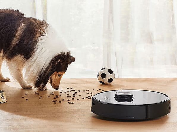Roborock S6 Robot Vacuum & Mop with Adaptive Routing $510 + FS