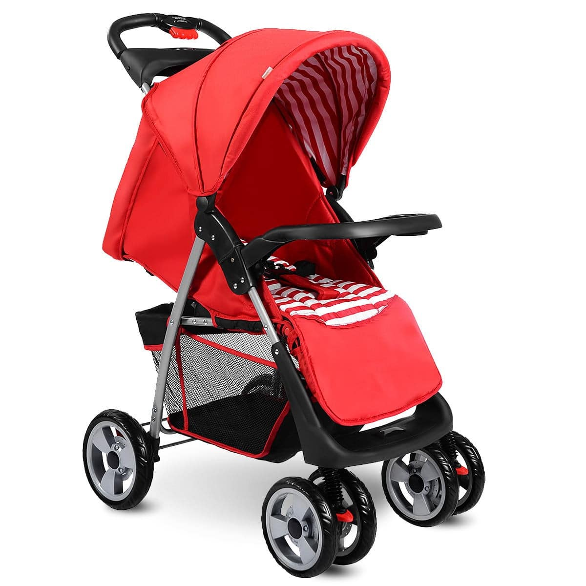 3 Color Foldable Baby Kids Travel Stroller - $52.95 + Free Shipping