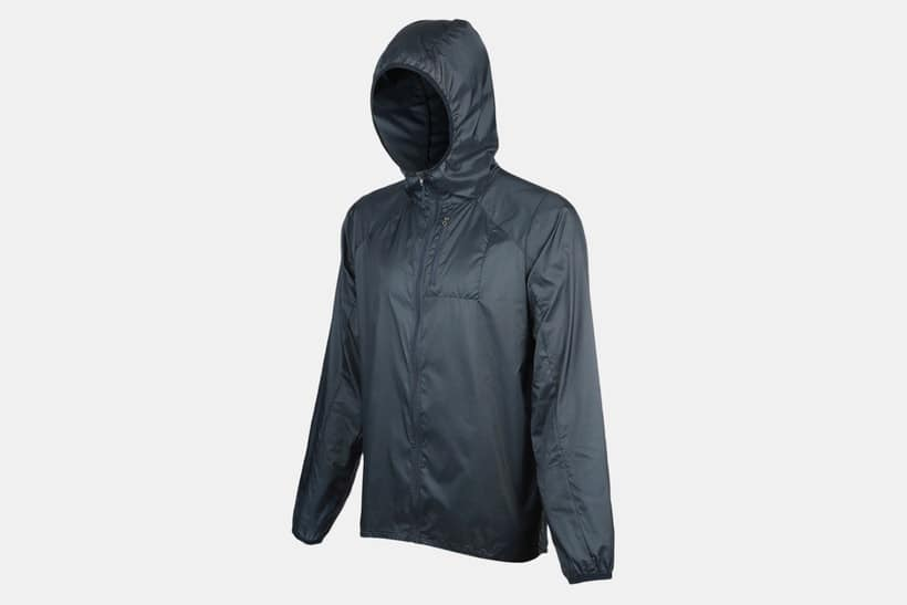 Wind Shell Jacket $15 off + $20 first time purchase coupon off for $25 + FS