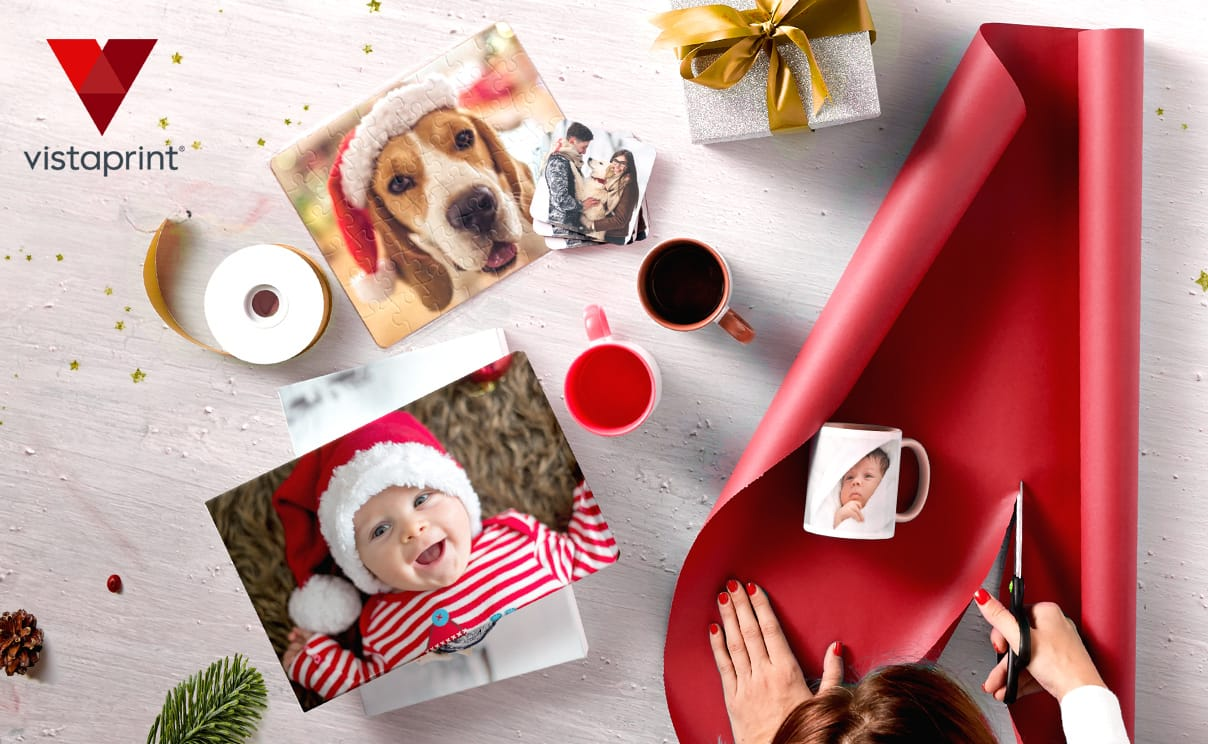 Up to 50% off select Personalized Products such as holiday cards, wall calendars, t-shirts, mugs, postcards
