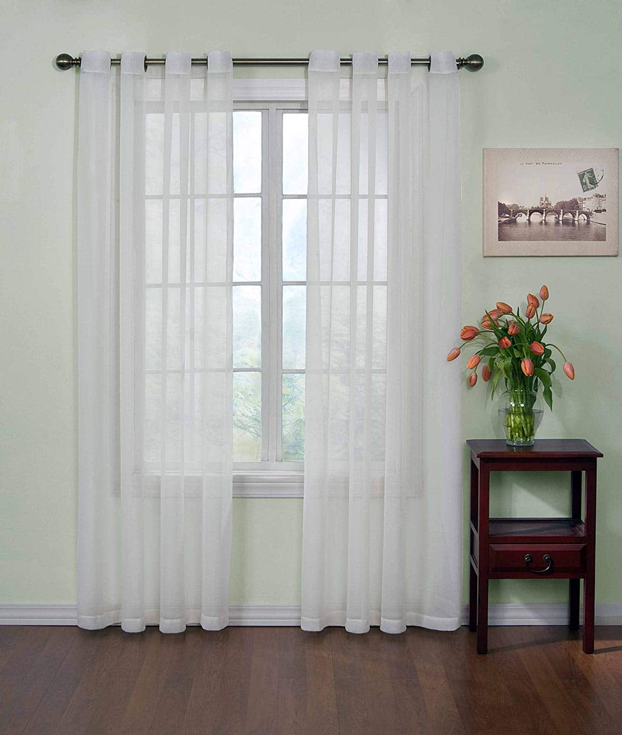 Multiple Style Curtain (Blackout, Sheer, Valance) Sales on Amazon as Low as $6.08 + Free Shipping w/PRIME