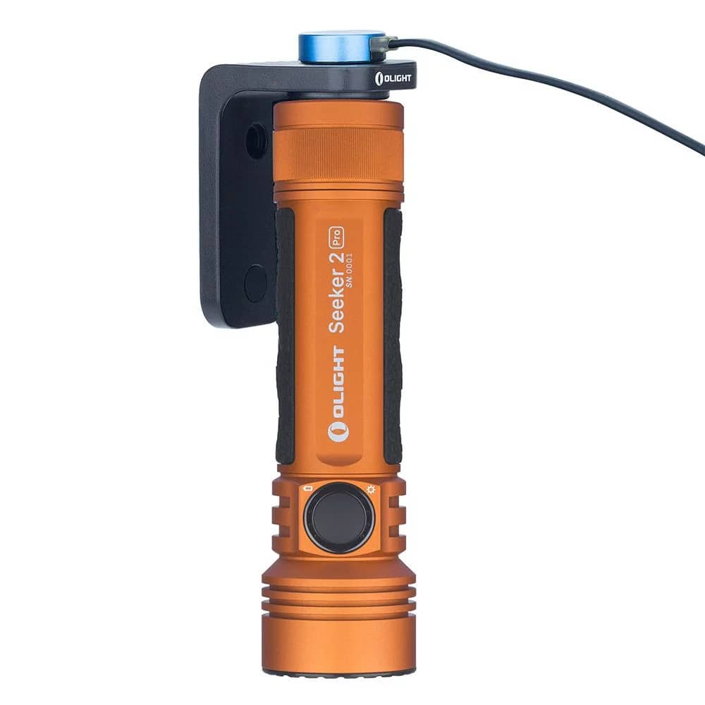 Olight Seeker 2 Pro Orange Limited Edition 3200 lumens $99.95 + FS