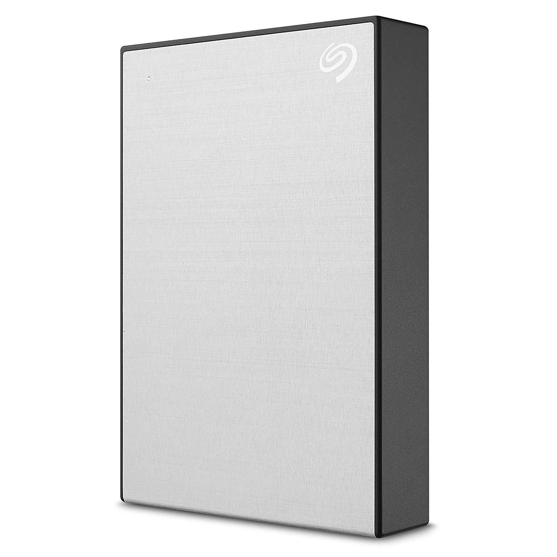 Seagate Backup Plus 5TB External Hard Drive Portable HDD – Silver $89.99 + FS